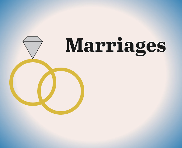 Marriage Licenses 10-3-19