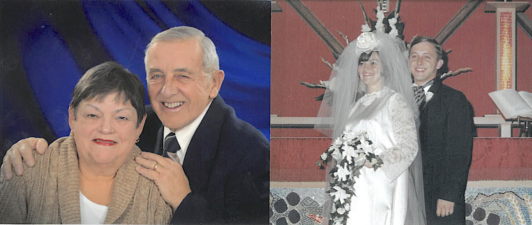Larry, Charlotte Schultz celebrate 50th anniversary