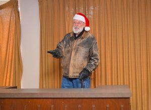 Judge Paul Moon at Historical City Hall