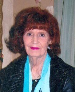 Patricia F. Ridley