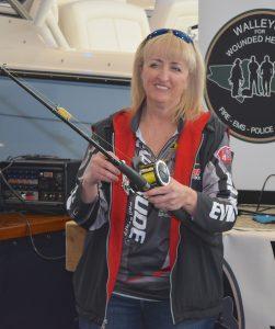 Port Clinton Fishing Guide Julia (Juls) Davis