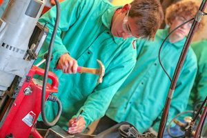Terra, Materion offer high school students experience