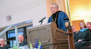 Terra President Dr. Ronald Schumacher