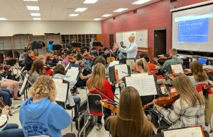 Port Clinton Schools' Music Education Program receives national recognition