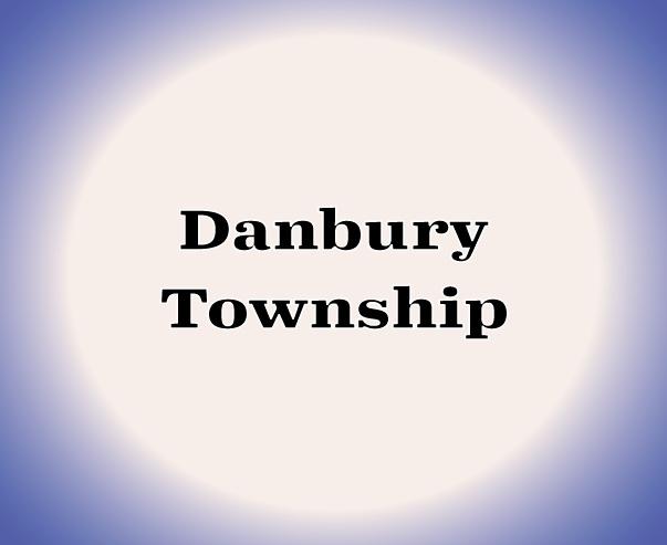 Danbury Township Hall has reopened