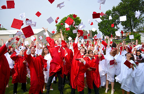 Port Clinton High School Commencement Address; Superintendent Pat Adkins: 'Say Yes!'