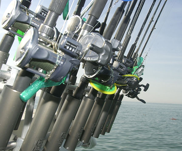 Ohio Wildlife Council studies proposal to allow Lake Erie anglers to fish with three fishing rods