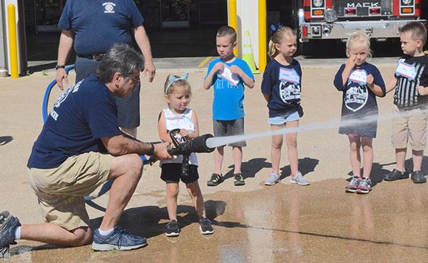 Safety Town Educates Area Children