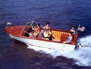 Classic Lyman boats share limelight at Progressive Cedar Point Boat Show