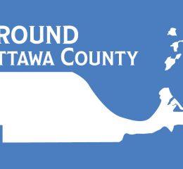Around Ottawa County logo