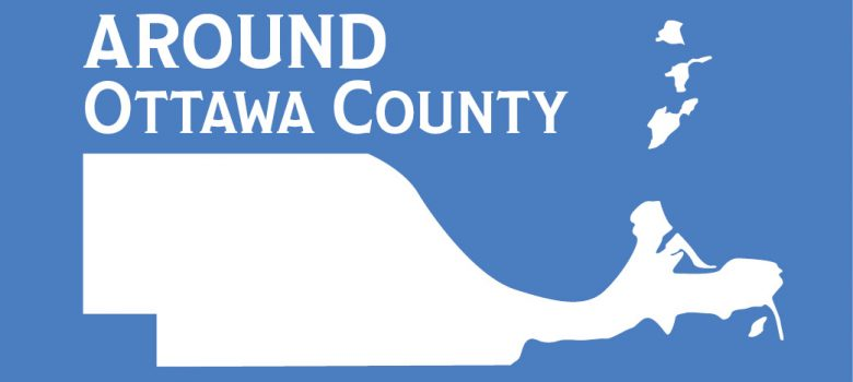 Around Ottawa County logo