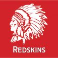 Port Clinton Redskins sports tile