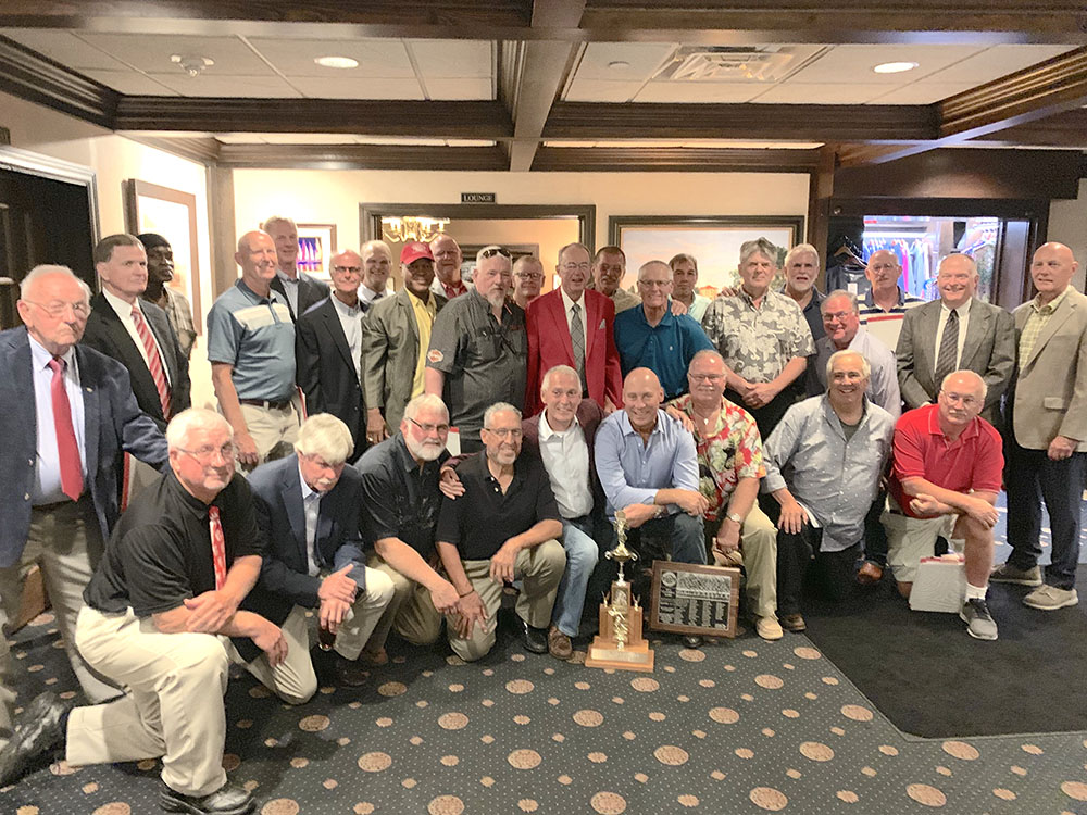 Port Clinton sports stars of the past shine again at Hall of Fame ceremony