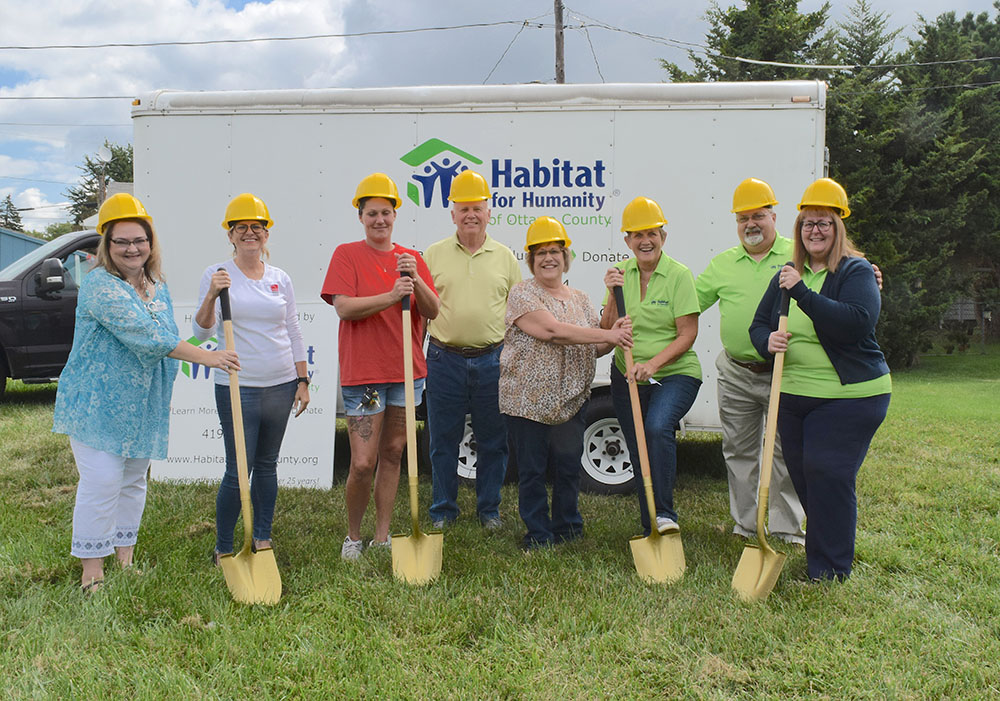 Habitat for Humanity chapter breaks ground on county's 25th house