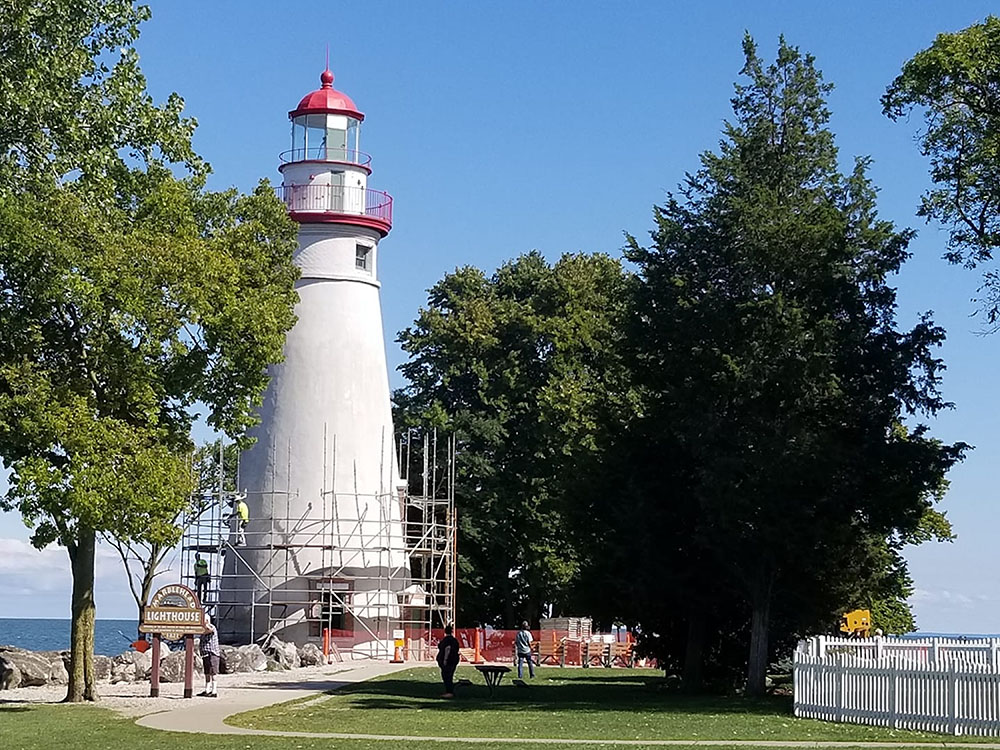 Marblehead Lighthouse tours closed during Oct. 12 festival