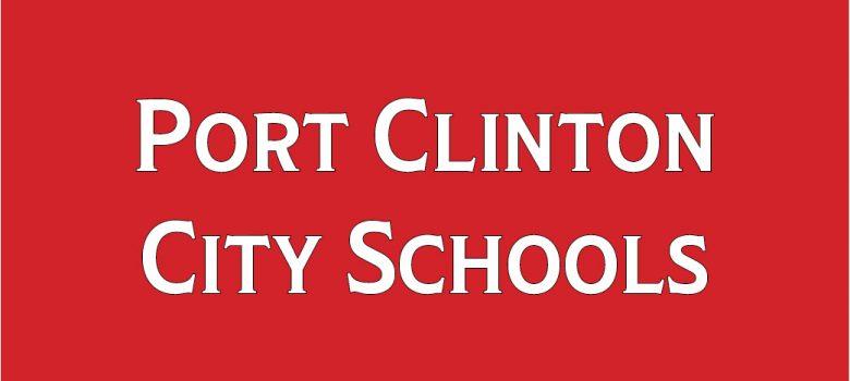 Port Clinton City Schools logo