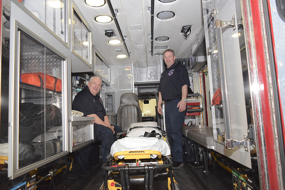 Catawba Township wants neighboring Port Clinton to provide EMS services