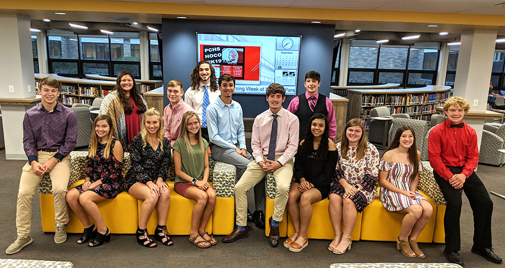 Port Clinton High School announces 2019 Homecoming Court