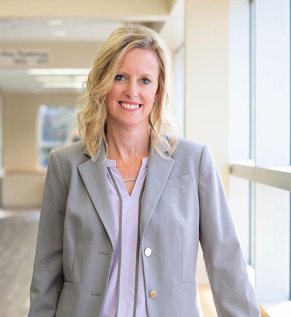 Magruder Hospital installs Kim Schreiner as VP of Nursing