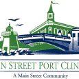 Main Street Port Clinton logo