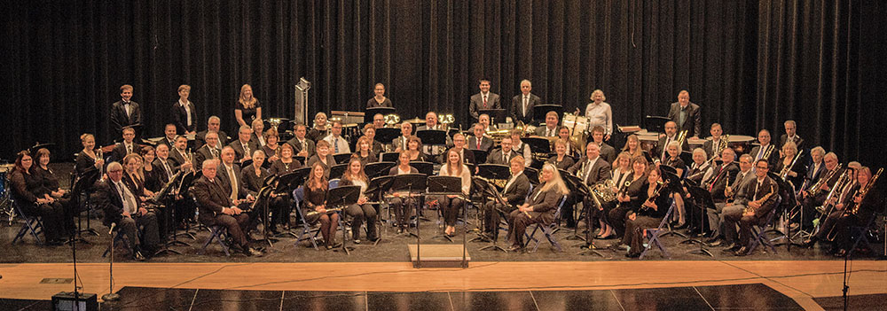 North Coast Concert Band has Christmas Concert at Performing Arts Center