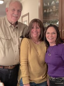Lou Wargo III, Diane Belden, and Debbie Hymore-Tester celebrate election victories