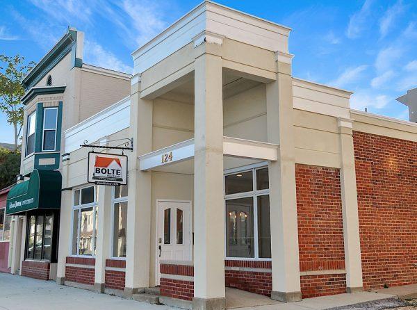 New Bolte Real Estate headquarters in Port Clinton