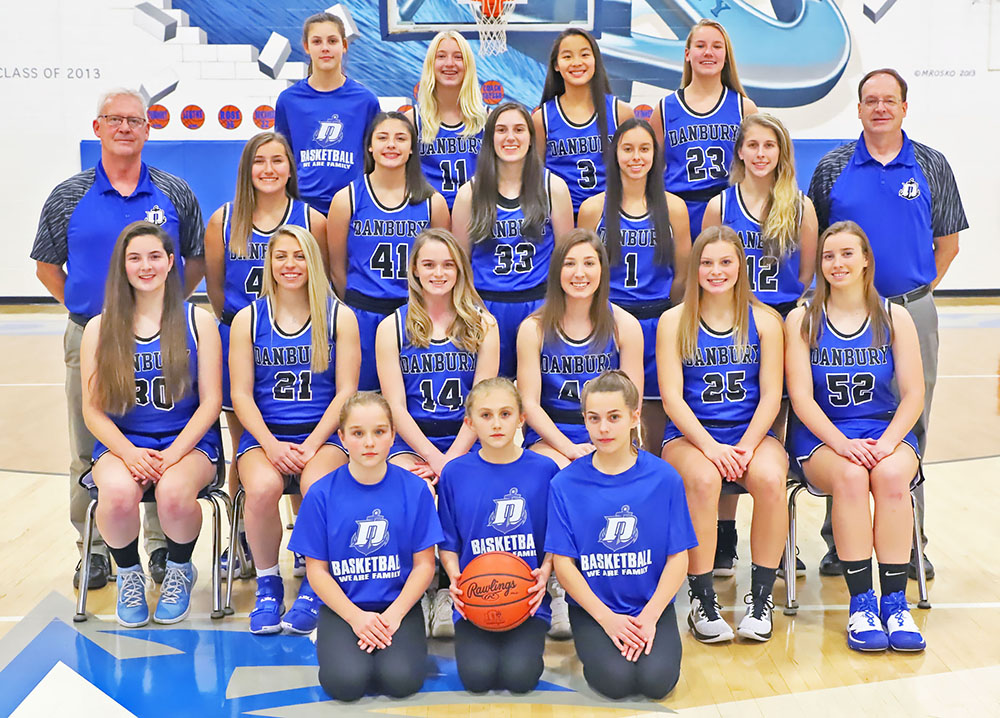 Lakers girls hope to climb the ladder in SBC River
