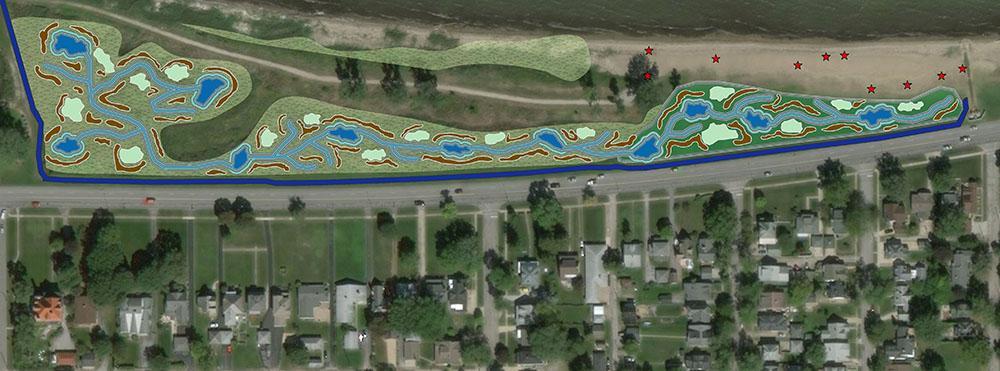 Port Clinton's critical wetlands project could be showplace