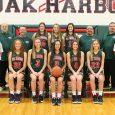 Oak Harbor Rockets girls varsity basketball team