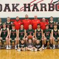 Oak Harbor Rockets boy varsity basketball team