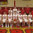Port Clinton Redskins boys varsity basketball team