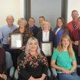 Image of Ottawa County Health Department award recipients
