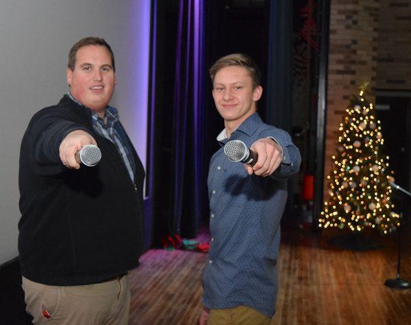 Image of Joe Miller and Garrett Hirt