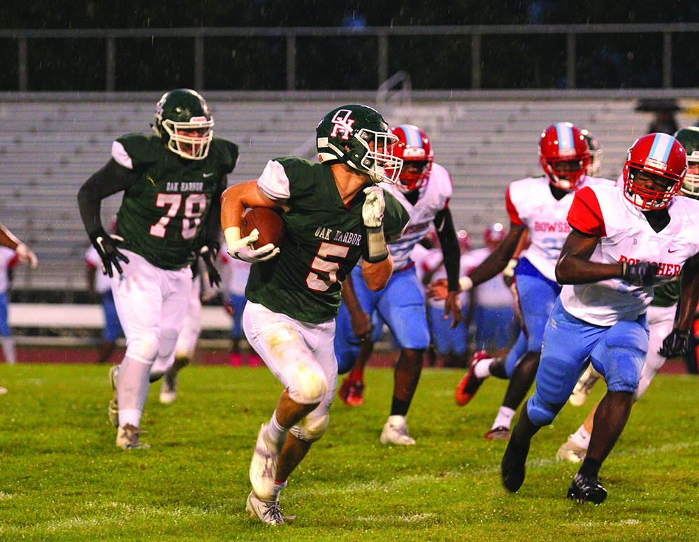 Oak Harbor's Clay Schulte to play football at Indianapolis