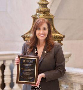 State Senator Theresa Gavarone
