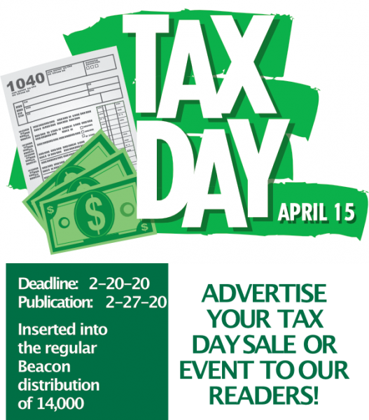 Tax Day Promotion