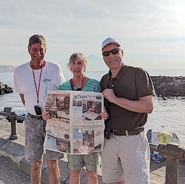 Image of Al Kurnat, Julie and Bill O'Donnell