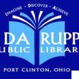Ida Rupp Library logo