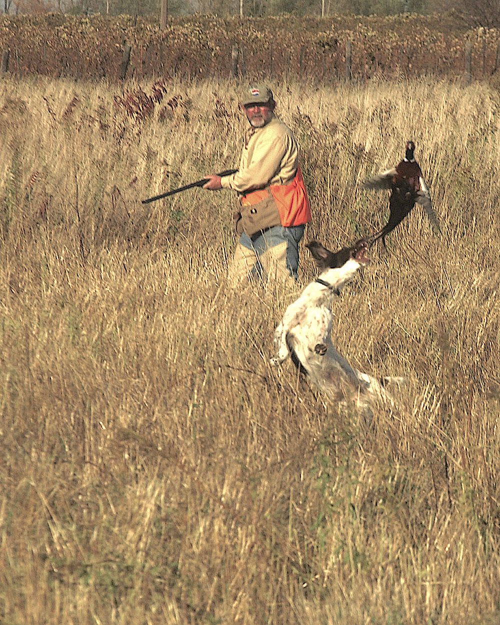 Pheasants Forever's 69th annual banquet lands at Camp Perry