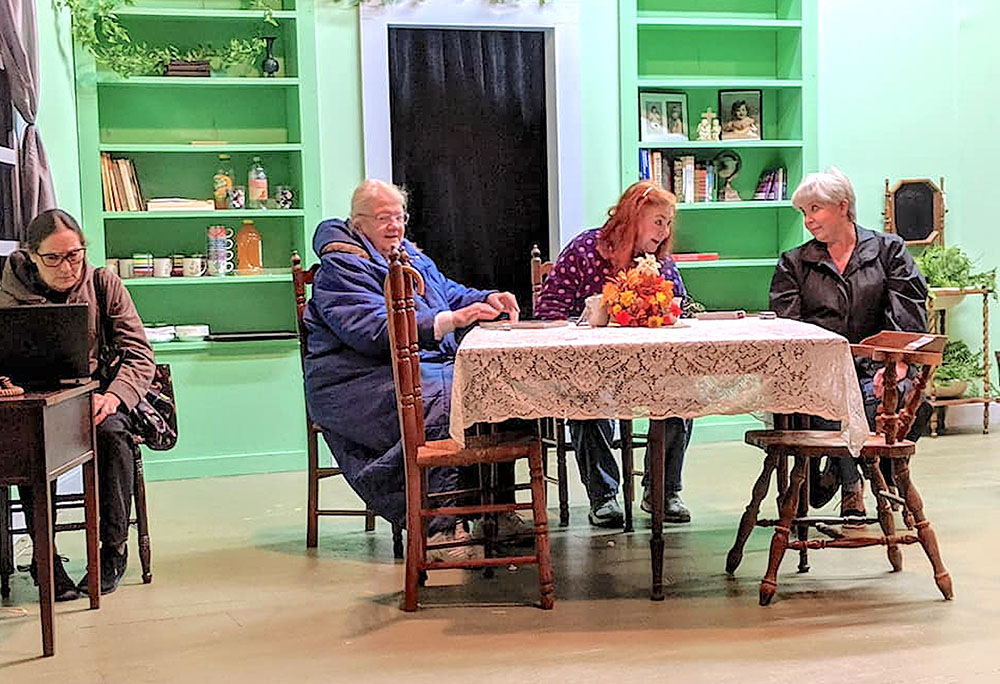 Bawdy comedy 'Old Ringers' opens Feb. 21  at Playmakers Theatre
