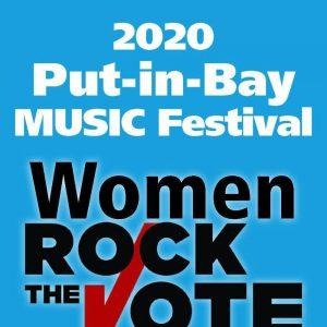 Put in Bay Music Festival logo