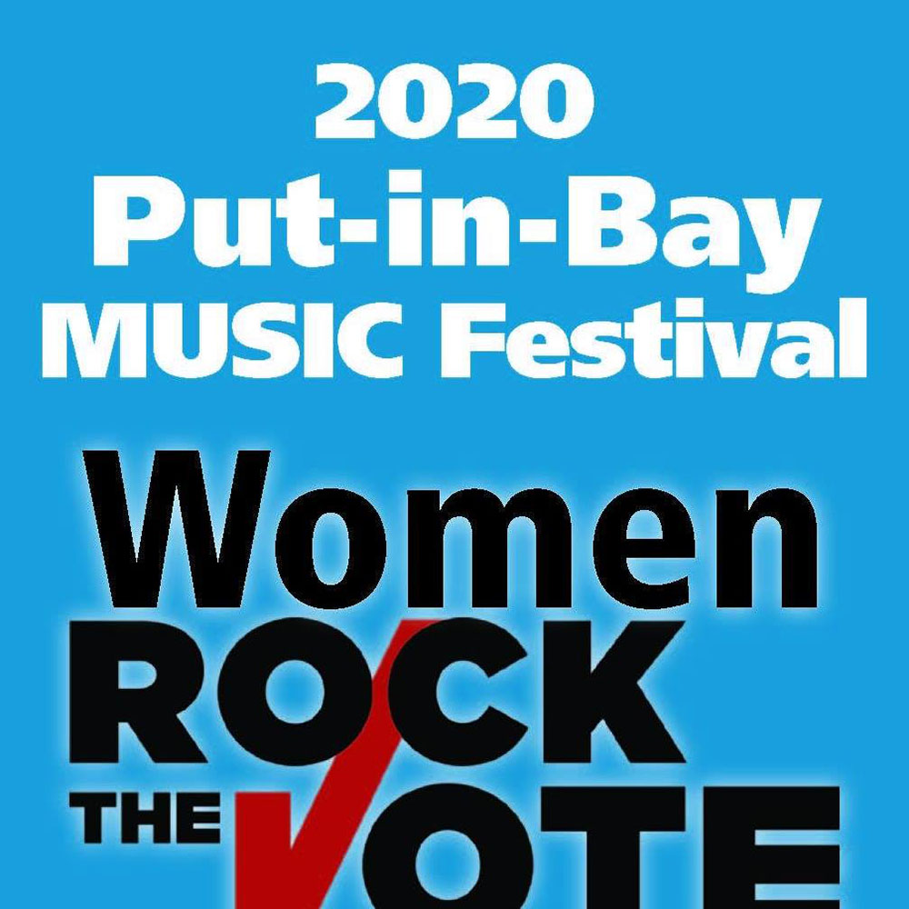 Female stars celebrate 19th Amendment at Put-in-Bay Music Festival