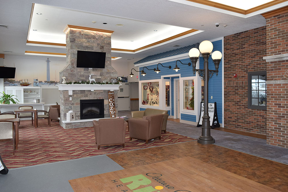 Riverview Healthcare offers tours of $10 million in renovations