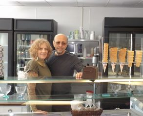 Image of Ray Porrello, and Julie Miller