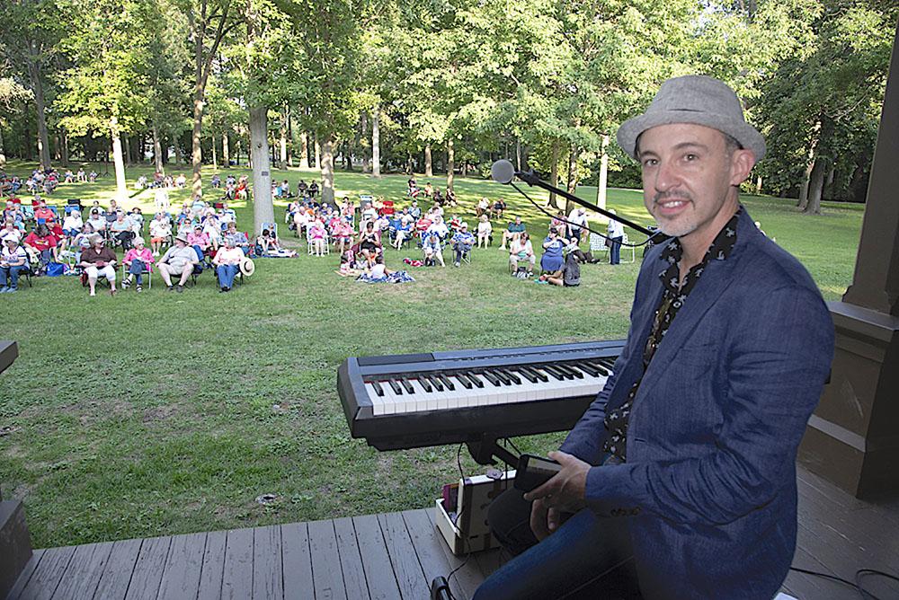 Verandah Concerts set for summer at Hayes Museums