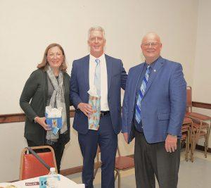 Image of Jennifer Brunner, John P. O'Donnell, and Jim Sass