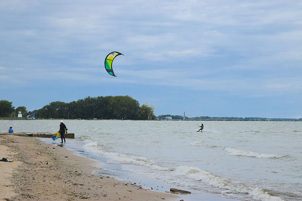 Lake Erie's record water levels to continue in 2020