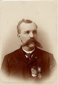 Lewis Capet Shephard