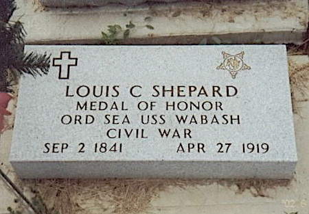 Medal of Honor recipient Shepard buried at Lakeview Cemetery